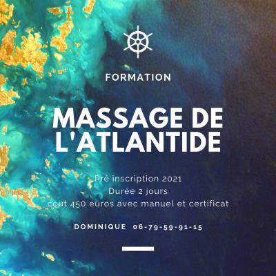MASSAGE DE L' ATLANTIDE
